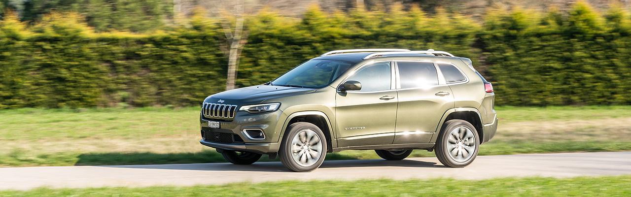 Essai – Jeep Cherokee : Ajustements avant remplacement ?