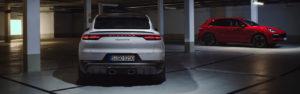 Nouveauté – Porsche Cayenne GTS