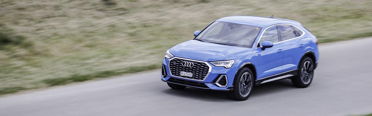 Essai – Audi Q3 Sportback 45 TFSI : Le petit SUV à vocation sportive
