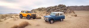Nouveauté – Ford Bronco