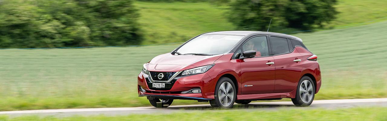 Essai – Nissan Leaf e+ : Homogénéité et habitabilité au rendez-vous