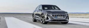 Nouveauté – Audi e-tron S et e-tron S Sportback