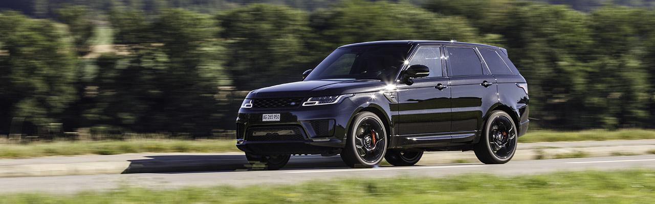 Essai – Range Rover Sport HST : La force subtile