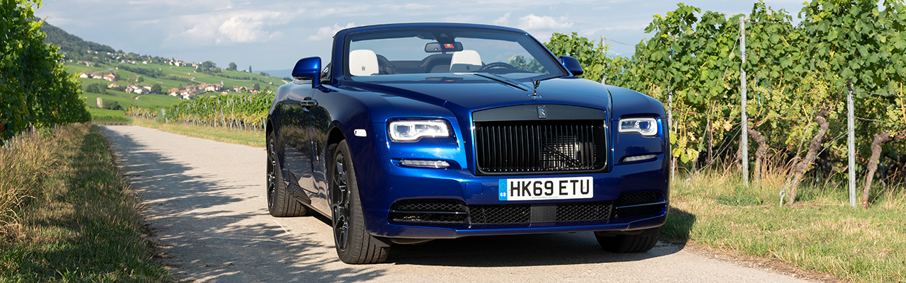 Essai – Rolls-Royce Dawn Black Badge : L'excellence à ciel ouvert