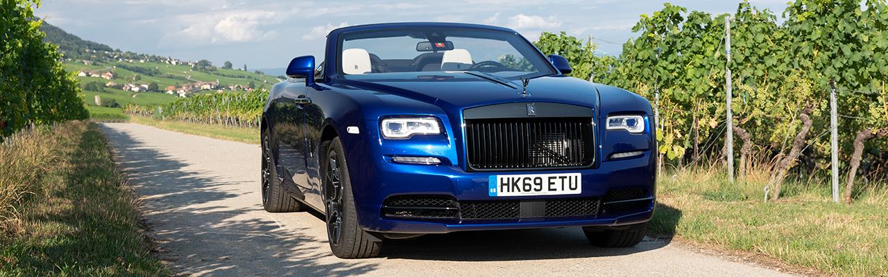 Essai – Rolls-Royce Dawn Black Badge : L'excellence à ciel ouvert