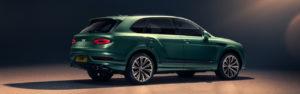 Nouveauté – Bentley Bentayga