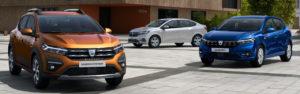 Présentation – Dacia Sandero, Sandero Stepway et Logan