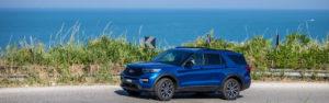 Essai – Ford Explorer PHEV : Son truc ? Les grands espaces