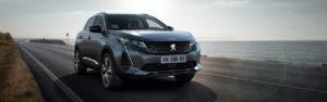 Nouveauté – Peugeot 3008 et 5008