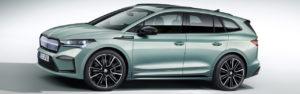 Nouveauté – Škoda ENYAQ iV