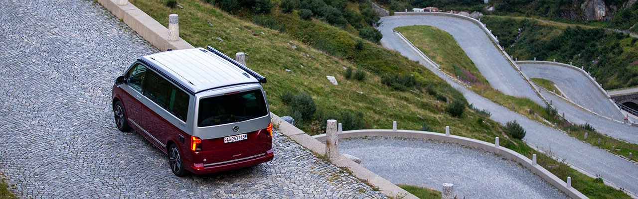 Essai – Volkswagen T6.1 California : A la conquête du monde