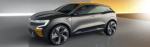 Présentation – Renault Mégane eVision