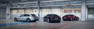 Nouveauté – Porsche Panamera 4S, 4 E-Hybrid et Turbo S E-Hybrid