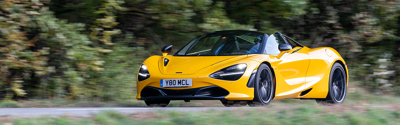Essai – McLaren 720S Spider : La machine à sensations fortes