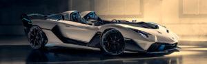Présentation – Lamborghini SC20
