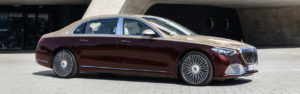 Nouveauté – Mercedes-Maybach Classe S