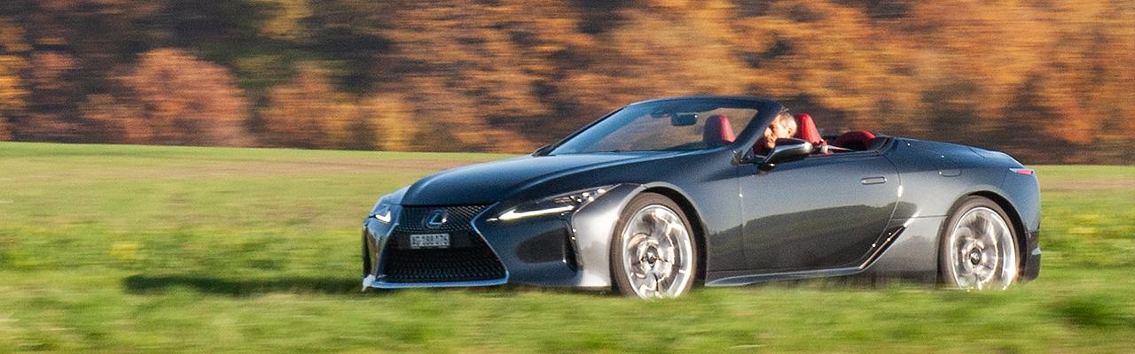 Essai – Lexus LC 500 Cabriolet : La belle atmo se découvre et on la redécouvre