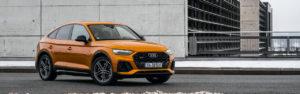 Nouveauté – Audi Q5 Sportback & SQ5 Sportback TDI
