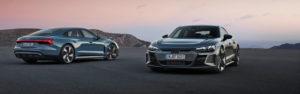 Nouveauté – Audi e-tron GT quattro & RS e-tron GT
