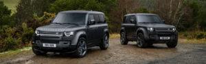 Nouveauté – Land Rover Defender V8