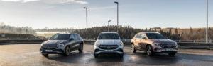 Présentation – Mercedes-Benz EQA