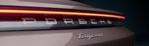 Nouveauté – Porsche Taycan