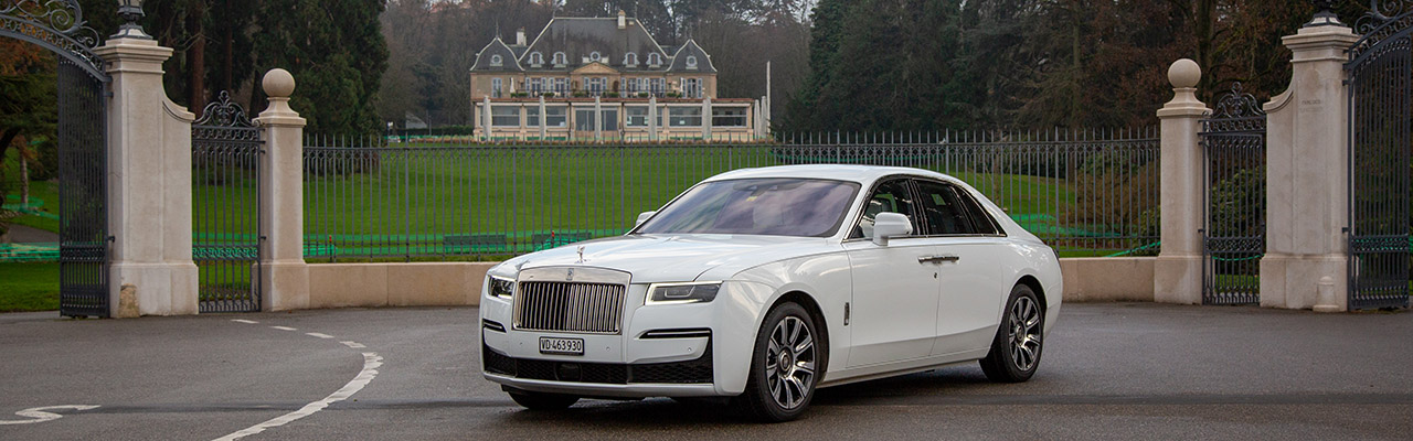 Essai – Rolls-Royce Ghost MY2021 : Luxe, calme et volupté