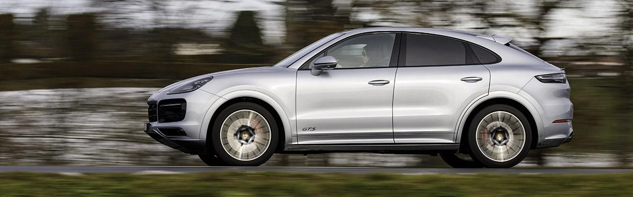 Essai – Porsche Cayenne GTS Coupé : Le SUV qui voit grand sur tous les plans