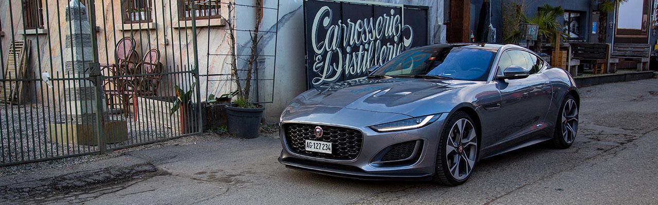 Essai – Jaguar F-Type Coupé P450 AWD : Le félin domestiqué