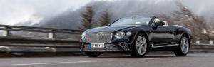Essai – Bentley Continental GT V8 Convertible : Like a boat on the road