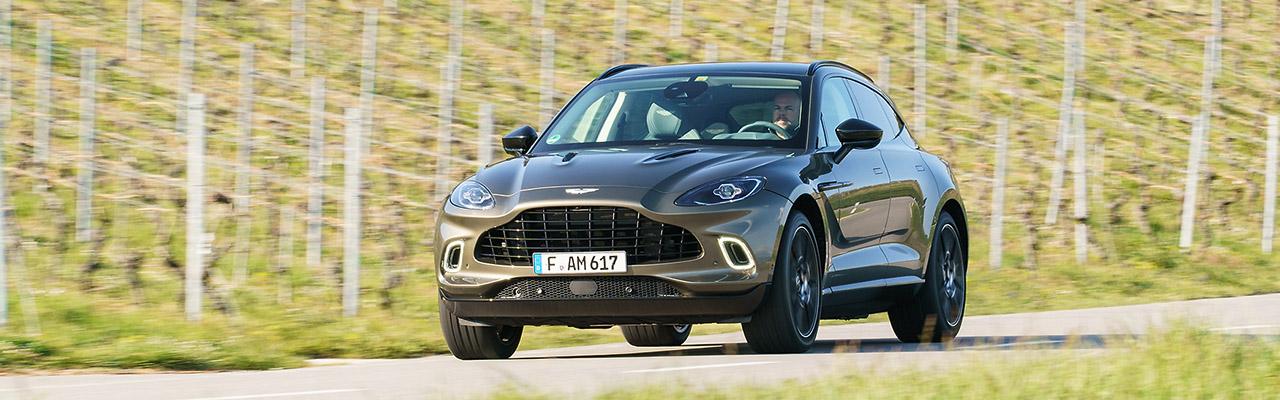 Essai – Aston Martin DBX : Un SUV de luxe proche de la perfection