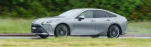 Essai – Toyota Mirai : La pionnière !