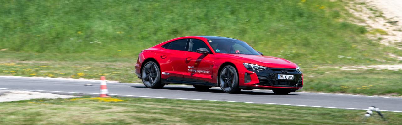 Premier contact – Audi RS e-tron GT : A l'assaut de la sportivité électrique