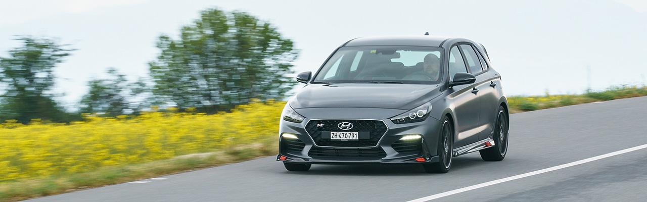 Essai – Hyundai i30 N Project C : Baroud d'honneur et de carbone