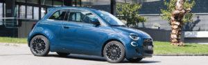 Essai – Fiat 500 électrique : La piccola bomba elettrica