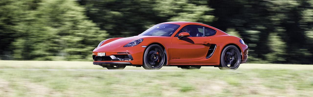 Essai – Porsche 718 Cayman GTS 4.0 : Un scalpel pour la route et les virages