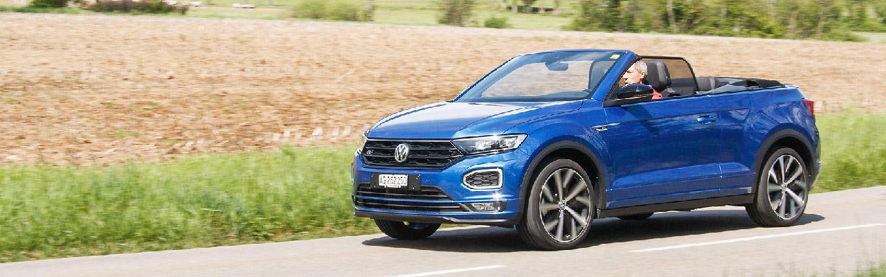 Essai – Volkswagen T-Roc Cabriolet 1.5 TSI : #AcceptNoRoofOnSUV