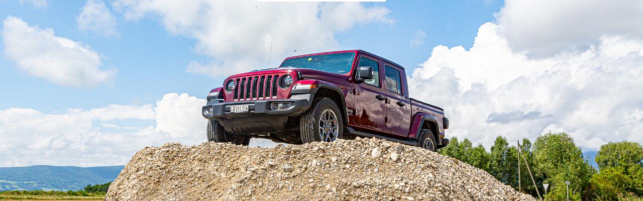 Essai – Jeep Gladiator 80th Anniversary : Gladiator… ou à raison ?