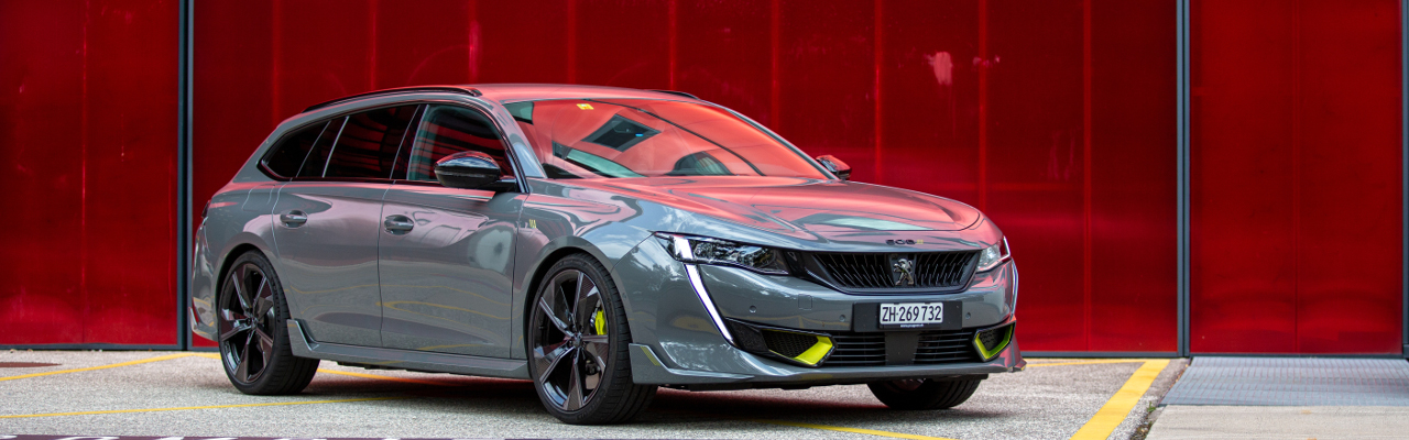 Essai – Peugeot 508 SW PSE : Usurpation d'identité ?
