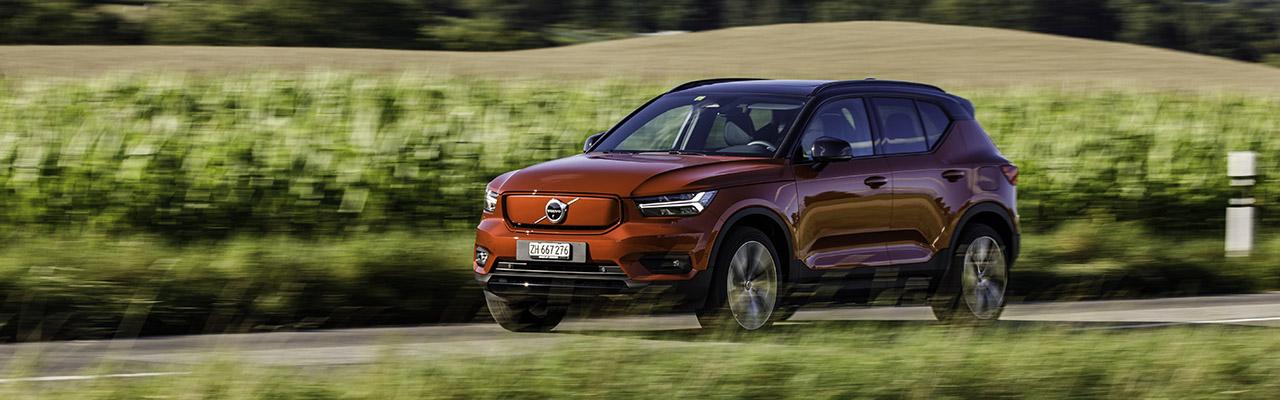 Essai – Volvo XC40 Recharge P8 Twin eAWD : Un petit SUV nordique 100% électrique